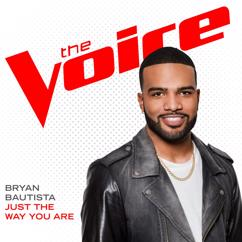 Bryan Bautista: Just The Way You Are (The Voice Performance)
