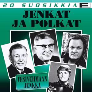 Various Artists: 20 Suosikkia / Jenkat ja polkat / Vesivehmaan jenkka