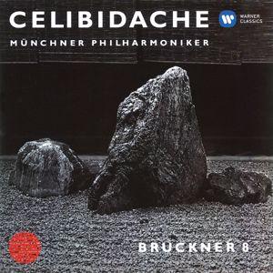 Sergiu Celibidache: Bruckner: Symphony No. 8 (1890 Version) [Live at Philharmonie am Gasteig, Munich, 1993]