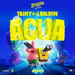 "Tainy, J Balvin: Agua (Music From ""Sponge On The Run"" Movie)"
