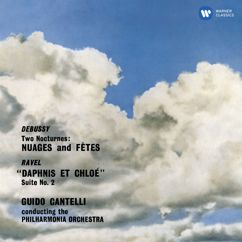 Guido Cantelli: Debussy: Nocturnes, CD 98, L. 91: No. 1, Nuages