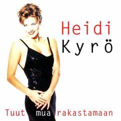 Heidi Kyrö: Kristallipuutarhassa