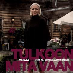 Vesala, Aili Järvelä, Jutta Rahmel: Tulkoon mitä vaan (feat. Aili Järvelä ja Jutta Rahmel) [Vain elämää kausi 10]