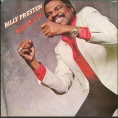 Billy Preston: Pressin' On