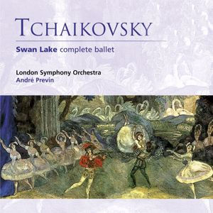 André Previn, London Symphony Orchestra: Swan Lake, Op.20, Act I: 9. Finale (Andante)