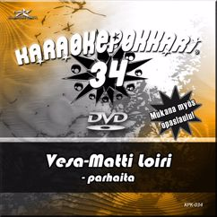 Vesa-Matti Loiri: Karaokepokkari 34 - Vesa-Matti Loiri Parhaita