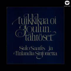 Sulo Saarits ja Finlandia Sinfonietta: Tuikkikaa oi joulun tähtöset