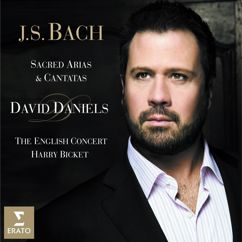 David Daniels/Harry Bicket/The English Concert: Bach: Sacred Arias and Cantatas