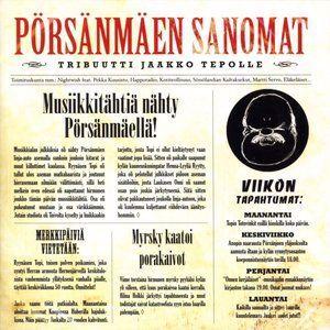 Various Artists: Pörsänmäen Sanomat