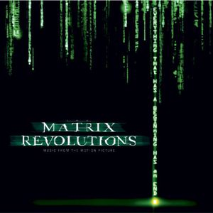 Various Artists: Matrix Revolutions: The Motion Picture Soundtrack (UK Version)