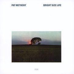 Pat Metheny: Bright Size Life