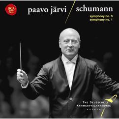 """Paavo Järvi & Deutsche Kammerphilharmonie Bremen: Schumann: Symphonies No.1 """"Spring"""" & No.3 """"Rhenish"""""""