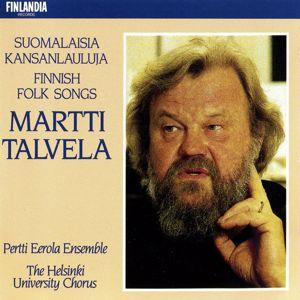 Martti Talvela, YL Male Voice Choir: Trad Karjala [Carelia] / Arr Madetoja : Läksin minä kesäyönä käymään [One night in summer]