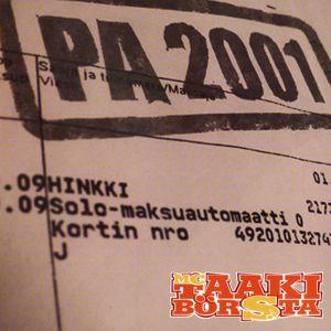 MC Taakibörsta: PA 2001