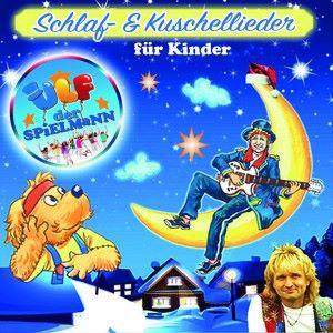 Ulf der Spielmann: Schlaf- & Kuschellieder für Kinder