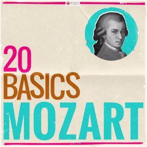 Various Artists: 20 Basics: Mozart (20 Classical Masterpieces)