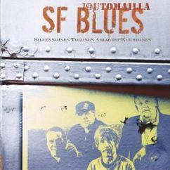 SF-Blues: Saarnaaja
