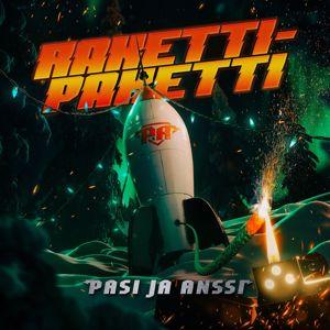 Pasi ja Anssi: Raketti-Paketti