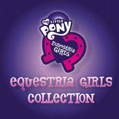 Twilight Sparkle, Applejack, Rainbow Dash, Pinkie Pie, Rarity & Fluttershy: Equestria Girls (Cafeteria Song)