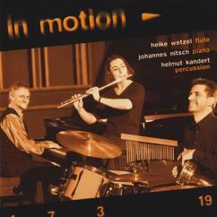 in motion trio: Drume Negrita