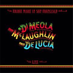 Al Di Meola, John McLaughlin and Paco de Lucía: Guardian Angel (Live at Warfield Theatre, San Francisco, CA - December 1980)