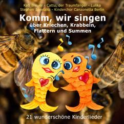 Various Artists: Komm, wir singen über Kriechen, Krabbeln, Flattern und Summen (21 wunderschöne Kinderlieder)