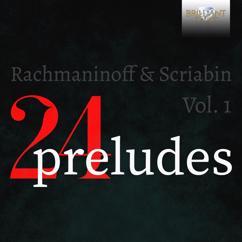 Lukas Geniušas: 10 Préludes, Op. 23: IX. Presto in E-Flat Minor
