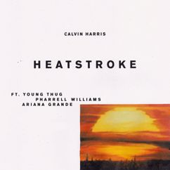 Calvin Harris, Young Thug, Pharrell Williams, Ariana Grande: Heatstroke