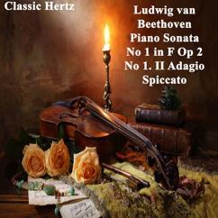 Classic Hertz: Piano Sonata No 1 in F, Op. 2 No 1. II Adagio Spiccato