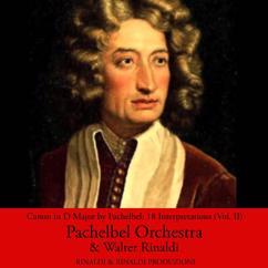 Vivaldi String Orchestra & Walter Rinaldi: Canon in D Major for Orchestra