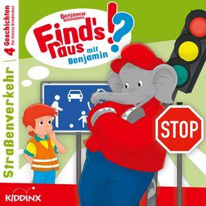 Benjamin Blümchen: Find's raus mit Benjamin: Straßenverkehr