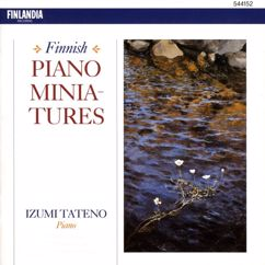 Izumi Tateno: Melartin : Butterfly Waltz, Op. 22 No. 17 (Perhosvalssi)