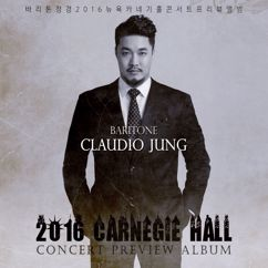 Claudio Jung: 2016 Carnegie Hall Concert Preview Album (Live)