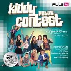 Kiddy Contest Kids 2014: Los!