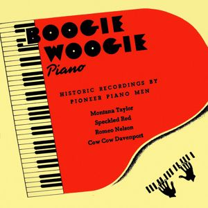 Various Artists: Boogie Woogie Piano