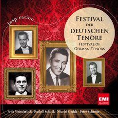 Fritz Wunderlich/Rudolf Schock/Nicolai Gedda/Peter Schreier: Festival der deutschen Tenöre
