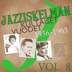 Various Artists: Jazziskelmän kultaiset vuodet 1956-1963 Vol 8