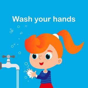 Alles Kids, Kinderliedjes om mee te zingen: Wash your hands
