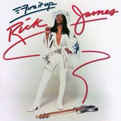 Rick James: Fire It Up