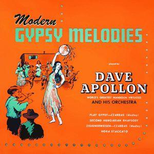 Dave Apollon: Modern Gyspy Melodies
