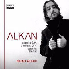 Vincenzo Maltempo: Alkan: Le festin d'ésope, Vol. 2
