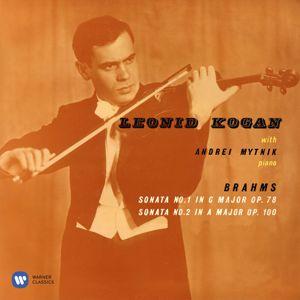 Leonid Kogan: Brahms: Violin Sonatas Nos 1 & 2