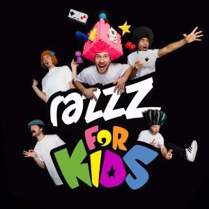 Razzz for Kids: Razzz geht's los