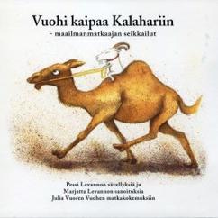 Vuohi, Pessi Levanto & Marjatta Levanto: Vuohi kaipaa Kalahariin - Maailmanmatkaajan seikkailut