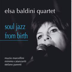 Elsa Baldini Quartet: Stitched Up