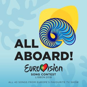Various Artists: Eurovision Song Contest Lisbon 2018