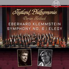 Vogtland Philharmonie, Dorian Keilhack: Klemmstein: Sinfonie No. 6 - Elegie