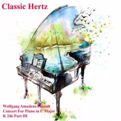 Classic Hertz: Concert for Piano in C Major K 246 Part III