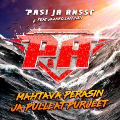 Pasi ja Anssi: Mahtava peräsin ja pulleat purjeet (feat. Jaakko Laitinen)