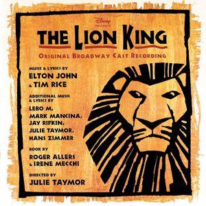 Various Artists: The Lion King: Original Broadway Cast Recording